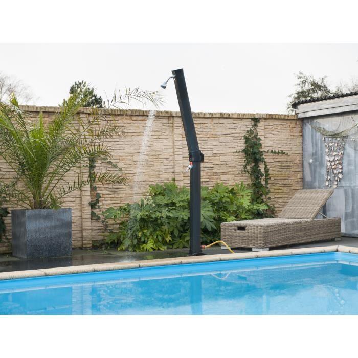 Kokido bali une douche solaire 35 litres pour votre coin for Douche de piscine exterieur