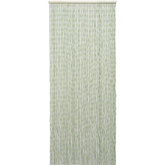 rideau de porte en papier corde vert achat vente rideau de porte papier cdiscount. Black Bedroom Furniture Sets. Home Design Ideas