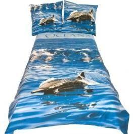 Parure de lit oceans achat vente parure de drap cdiscount - Cdiscount parure de lit ...