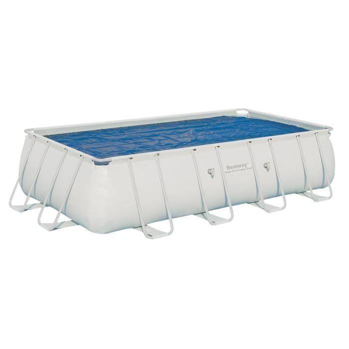 Bache ete piscine trouvez le meilleur prix sur voir for Couverture pour piscine