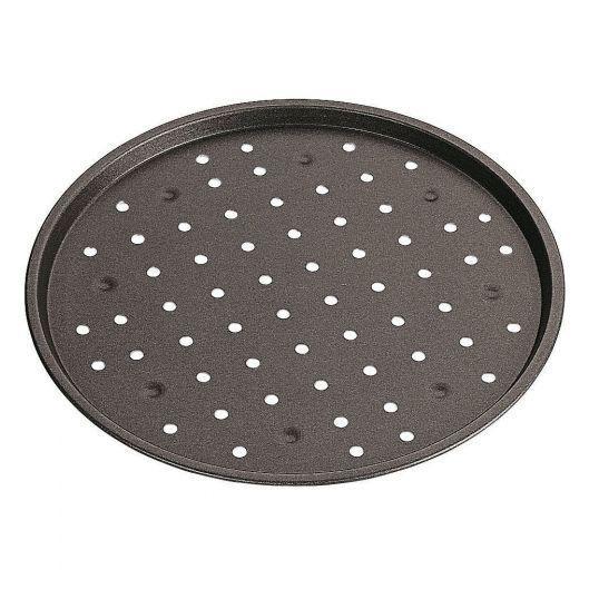plaque de cuisson pour pizza 30cm achat vente accessoires de four plaque de cuisson pour. Black Bedroom Furniture Sets. Home Design Ideas