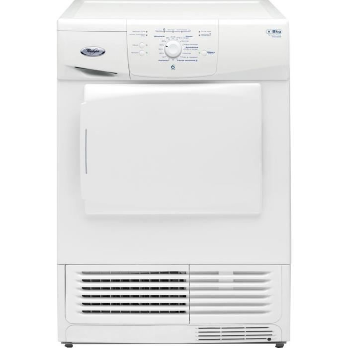 s 232 che linge frontal whirlpool awz 8238 achat vente s 232 che linge cdiscount