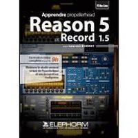 Apprendre Reason 5 et Record 1.5 - Le rack audi...