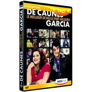 DVD SPECTACLE DVD De Caunes, Garcia : le meilleur de nulle pa...