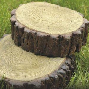 Bordure de jardin en bois achat vente bordure de for Bordure de jardin pas chere