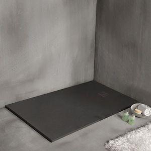 receveur de douche 70x120 achat vente receveur de douche 70x120 pas cher cdiscount. Black Bedroom Furniture Sets. Home Design Ideas