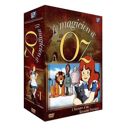 coffret le magicien d 39 oz partie 1 achat vente dvd dessin anim dvd coffret 4 dvd le. Black Bedroom Furniture Sets. Home Design Ideas