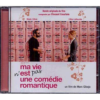ma vie n 39 est pas une com die romantique achat cd cd musique de film bo pas cher boitier. Black Bedroom Furniture Sets. Home Design Ideas