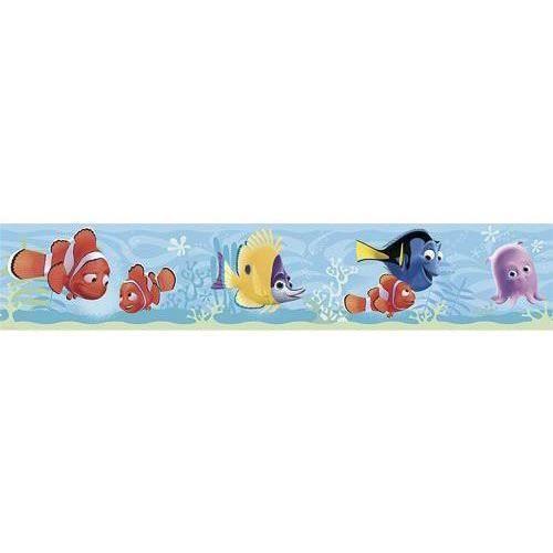 Nemo frise murale adh sive et repositionnable 5 m tres for Frise murale a peindre