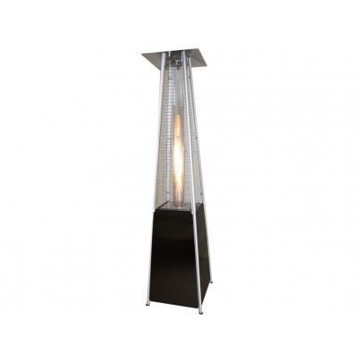 Parasol chauffant en acier au gaz enoal h227cm noir achat vente chauf - Prix parasol chauffant ...