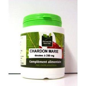 Chardon marie semence - 1000 gélules gélatine v…