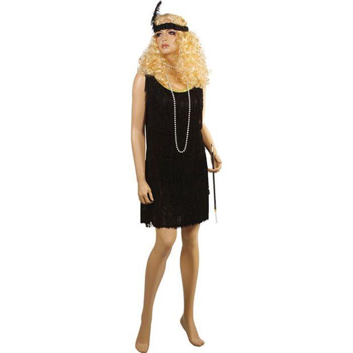 Déguisement femme robe Charleston Achat / Vente déguisement