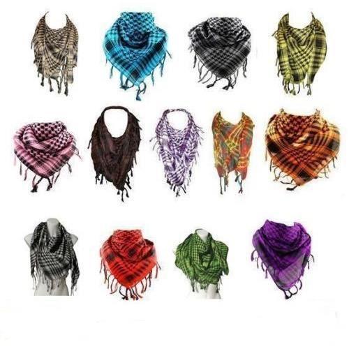 Keffieh foulard cheche echarpe orange homme femme achat - Echarpe homme cachemire pas cher ...