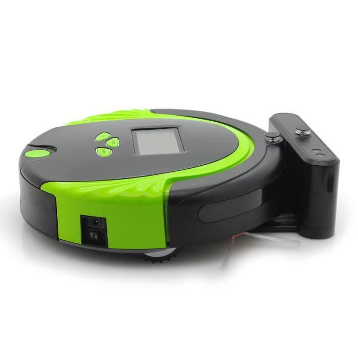 aspirateur robot automatique base de charge car achat. Black Bedroom Furniture Sets. Home Design Ideas