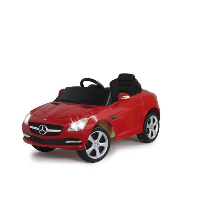 voiture porteur lectrique mercedes benz slk cl achat vente porteur pousseur cdiscount. Black Bedroom Furniture Sets. Home Design Ideas