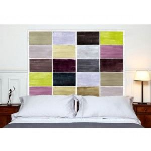 t te de lit gourmandises longueur 160 cm l achat vente t te de lit soldes d t. Black Bedroom Furniture Sets. Home Design Ideas