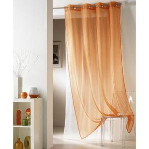 double rideaux voilage achat vente double rideaux. Black Bedroom Furniture Sets. Home Design Ideas