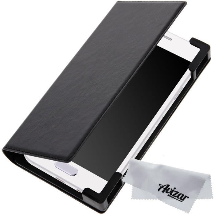housse etui universel smartphone 4 4 5 pouces noir achat housse tui pas cher avis et. Black Bedroom Furniture Sets. Home Design Ideas