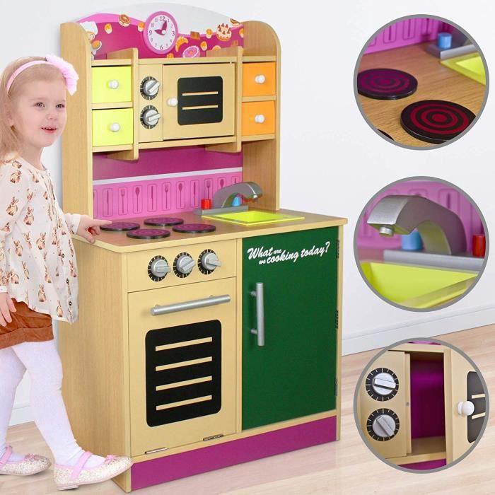 Cuisine jouet pour enfant kdk01 achat vente dinette - Jouet cuisine pour enfant ...