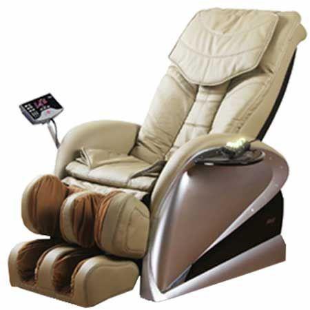 Fauteuil de massage massage chair beige lanaform achat vente appareil de - Fauteuils de massage ...