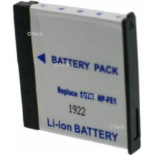 batterie pour sony np fe1 achat vente batterie appareil photo cdiscount. Black Bedroom Furniture Sets. Home Design Ideas