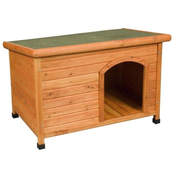riga niche bois max 100 chiens achat vente niche niche bois max 100 cdiscount. Black Bedroom Furniture Sets. Home Design Ideas