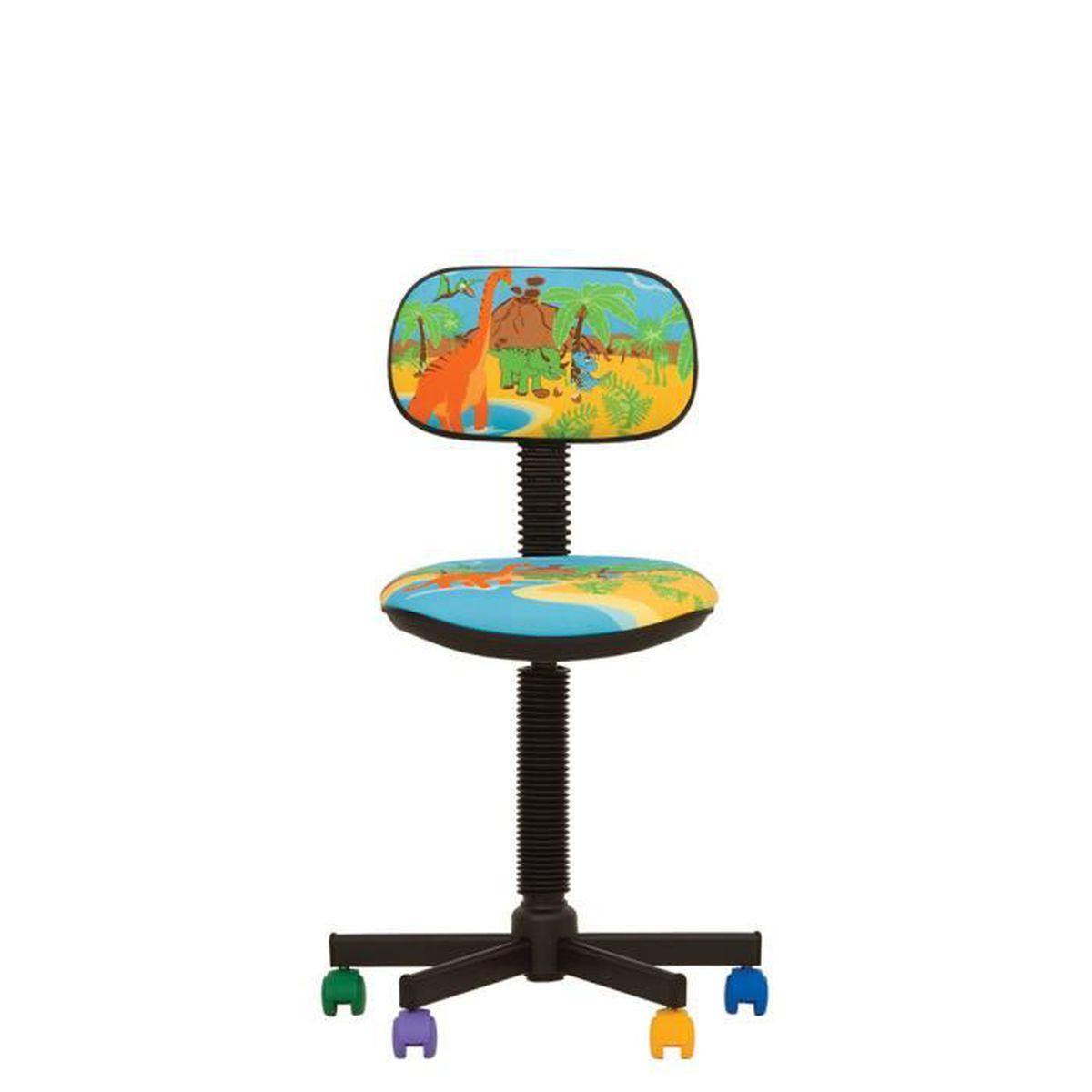 Bambo Dino Gts Chaise De Bureau Enfant Ergonomique Hauteur