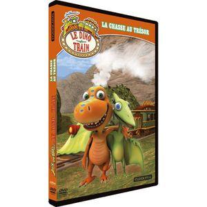 DVD DESSIN ANIMÉ DVD Le dino train vol. 4 : la chasse au trésor