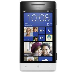 SMARTPHONE HTC WINDOWS PHONE 8S NOIR-BLANC