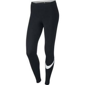 LEGGING Nike Logo Club Leggings Femme Noir