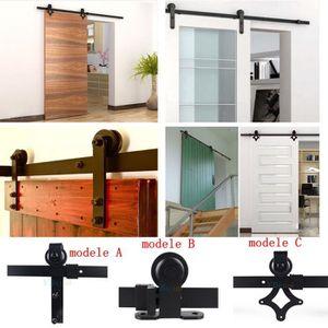 rail pour porte coulissante 3m achat vente rail pour porte coulissante 3m pas cher cdiscount. Black Bedroom Furniture Sets. Home Design Ideas