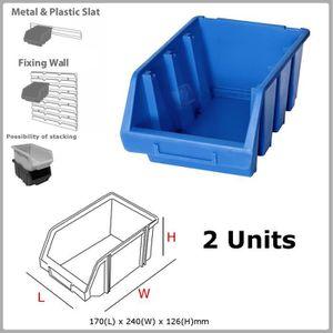 grand bac en plastique achat vente grand bac en plastique pas cher cdiscount. Black Bedroom Furniture Sets. Home Design Ideas