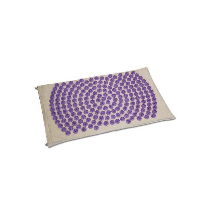 tapis d 39 acupression fleur de vie shantimat prix pas cher. Black Bedroom Furniture Sets. Home Design Ideas