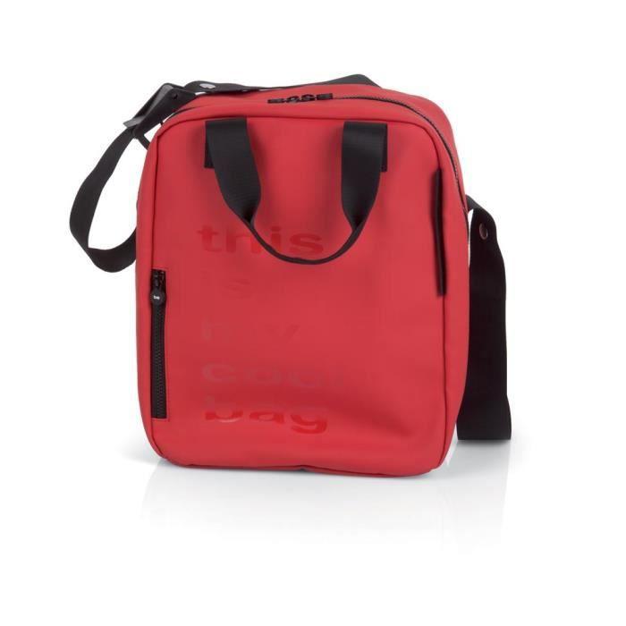sac langer papa bag rouge nurse rouge achat vente. Black Bedroom Furniture Sets. Home Design Ideas