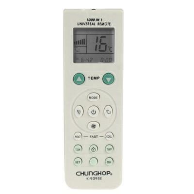 T l commande universelle pour climatiseur cranlcd achat vente pi ce traitement air cdiscount - Telecommande climatiseur universel ...