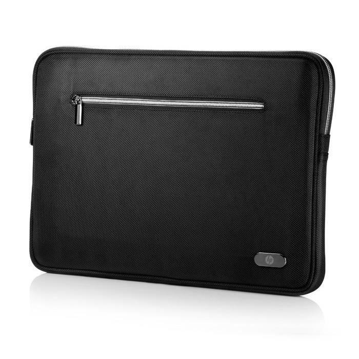 sacoche ultrabook 14 1 noir prix pas cher cdiscount. Black Bedroom Furniture Sets. Home Design Ideas