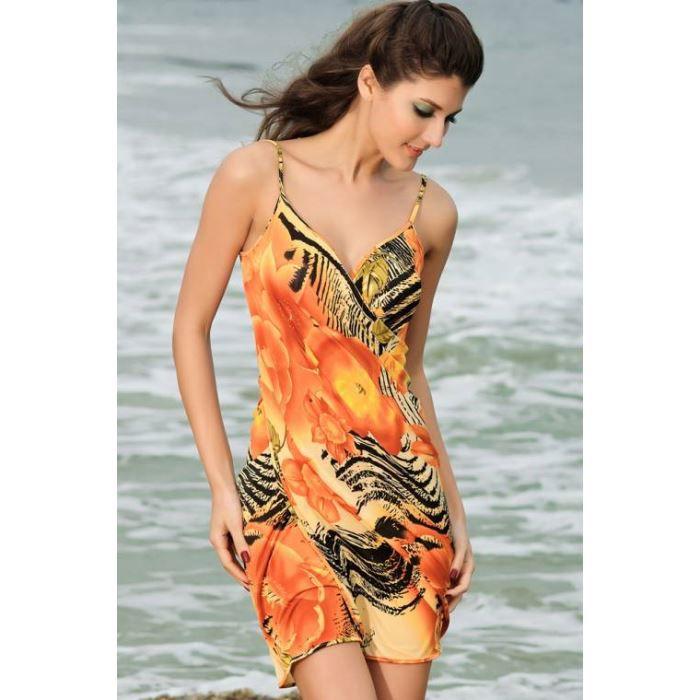 Robe d'ete de plage pas cher