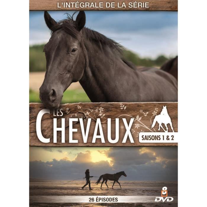 coffret les chevaux saison 1 2 coffret 8 dvd en dvd film pas cher cdiscount. Black Bedroom Furniture Sets. Home Design Ideas