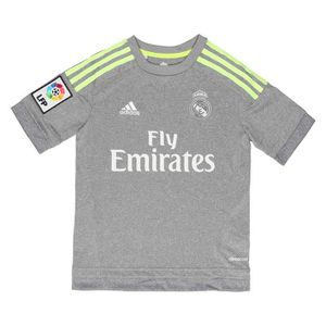 ADIDAS Maillot de Football Real de Madrid Y Enfant
