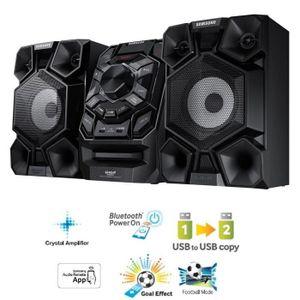 SAMSUNG MX-J630 Micro Chaîne HiFi 230W Bluetooth USB