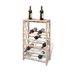 casiers a bouteilles en bois achat vente casiers a. Black Bedroom Furniture Sets. Home Design Ideas