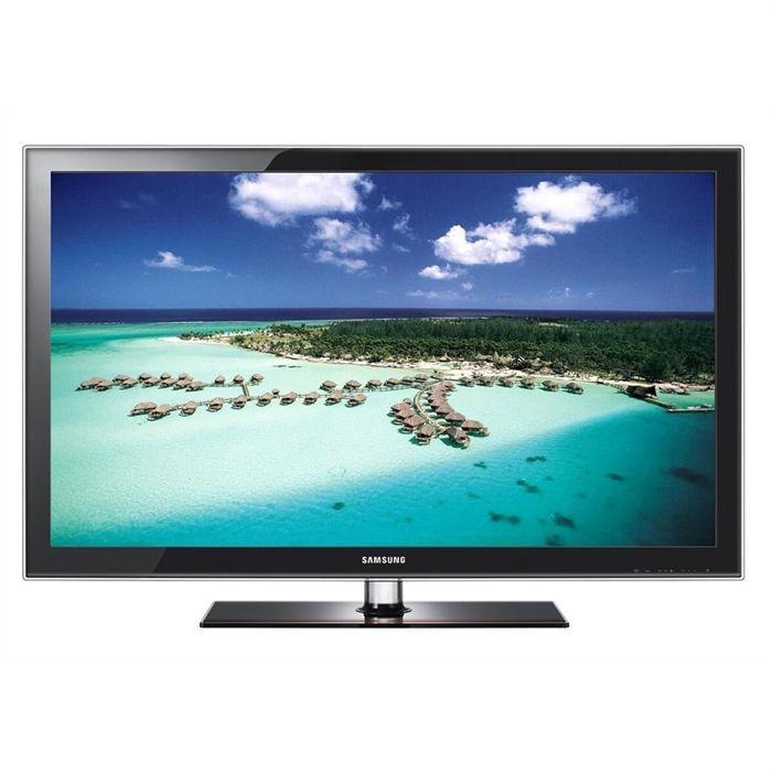 Samsung le46c630 t l viseur lcd prix pas cher cdiscount - Televiseur prix discount ...