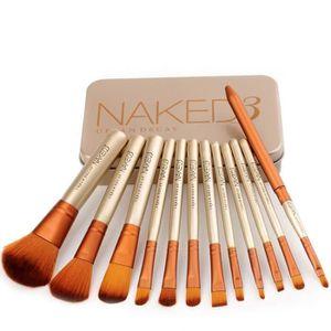 set de pinceaux maquillage professionnel achat vente set de pinceaux maquillage. Black Bedroom Furniture Sets. Home Design Ideas