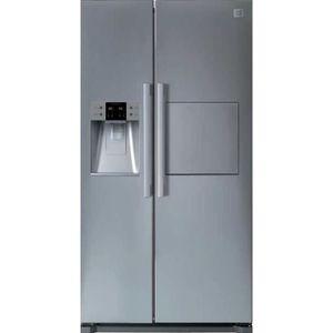 RÉFRIGÉRATEUR AMÉRICAIN DAEWOO FRN-Q21FCS Réfrigérateur américain-512L(réf