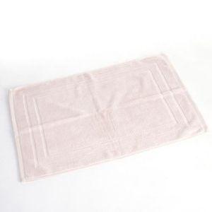 TAPIS DE BAIN  Tapis de bain - 70 x 50 cm. - Rose poudré