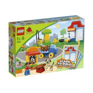 ASSEMBLAGE CONSTRUCTION Apprendre A Construire Avec Lego Duplo