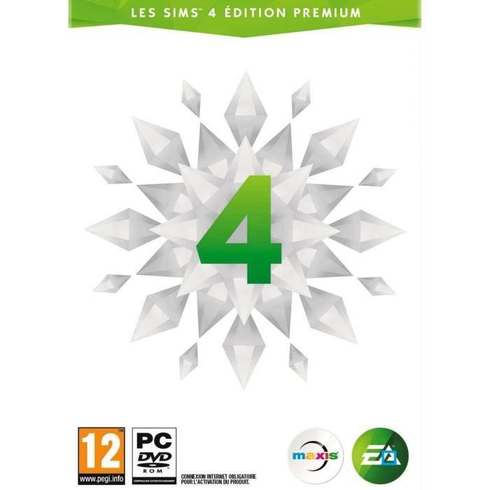 JEU PC Sims 4 Premium Edition Jeu PC