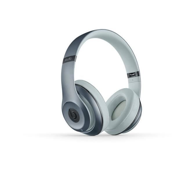 casque micro beats by dr dre new studio gris m tal. Black Bedroom Furniture Sets. Home Design Ideas
