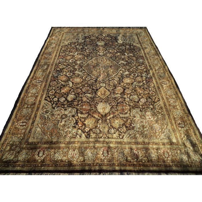 tapis dessous de tapis tapis goum s persan 184 x 275 cm achat vente tapis cdiscount. Black Bedroom Furniture Sets. Home Design Ideas