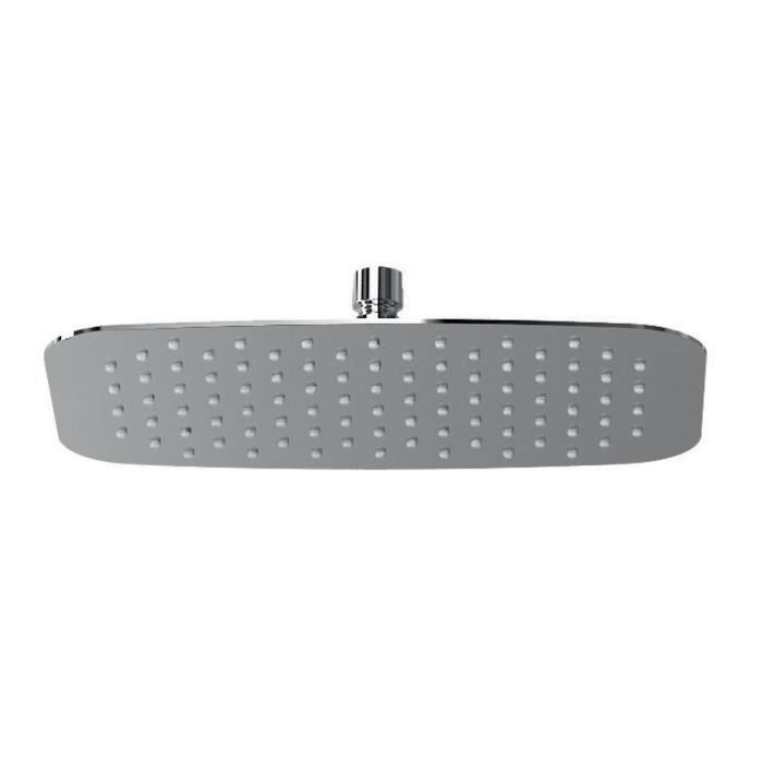 Idéal tête de douche standard rectangulaire une fonction Effet pluie ...